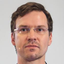 Dr Morgan Blomqvist